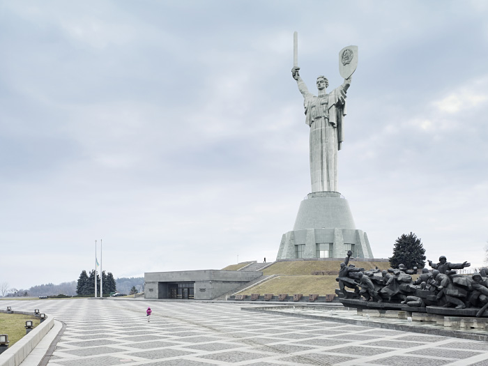 mother of the fatherland