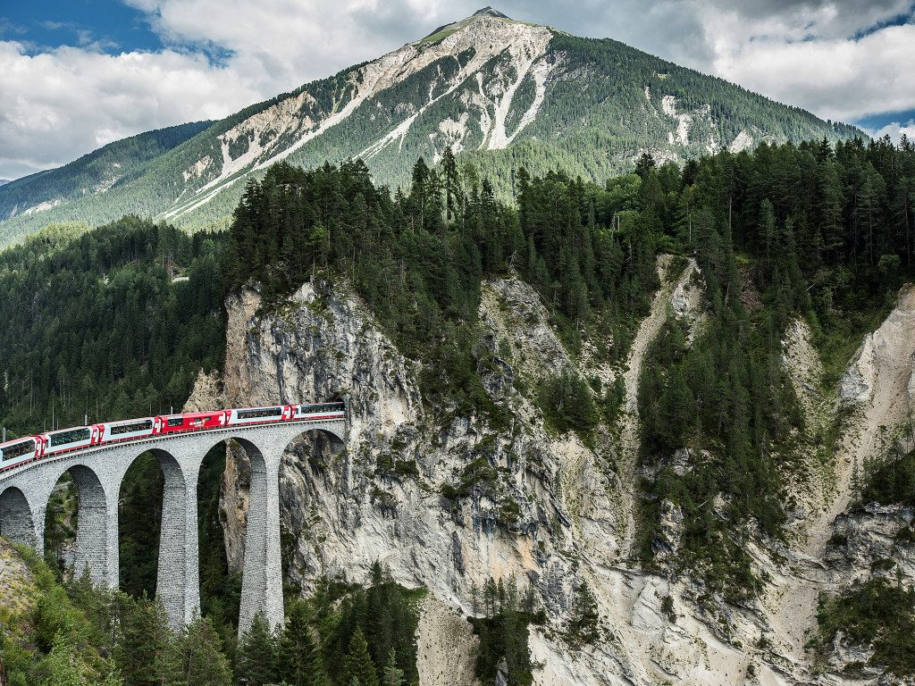 wired.com, Glacier Express