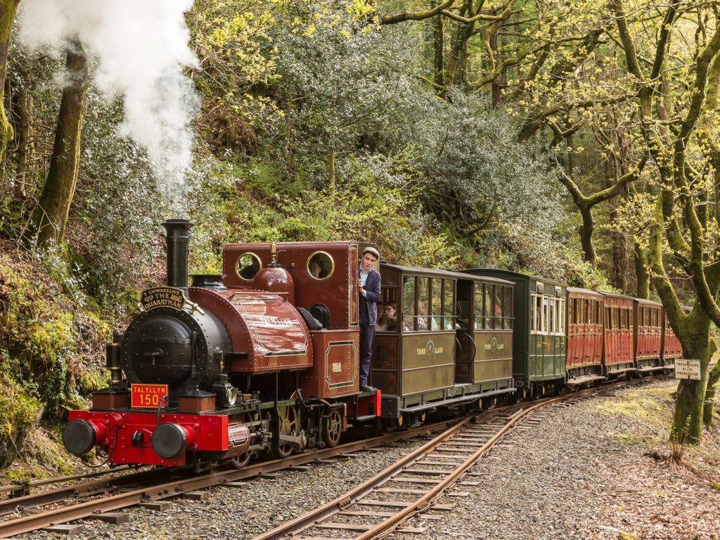 wired.com, Talyllyn Railway