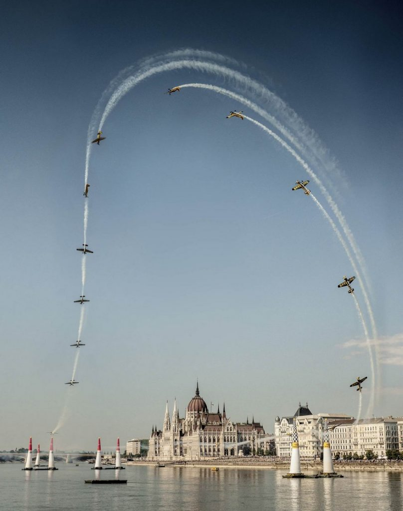"""Red Bull Illume Image Quest 2016, Category Finalist: Sequence Photographer Credit: Balázs Pálfi / Red Bull Illume Athlete: François Le Vot Location: Budapest, Hungary This image is free for editorial purposes (""""Communication Use"""") only when used in relation to Red Bull Illume. Please note that the above Photographer Credit always needs to be applied. // Red Bull Illume 2016 // P-20160922-00660 // Usage for editorial use only // Please go to www.redbullcontentpool.com for further information. //"""