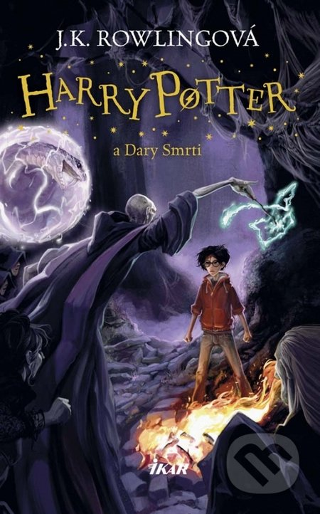 Harry Potter - Dary smrti