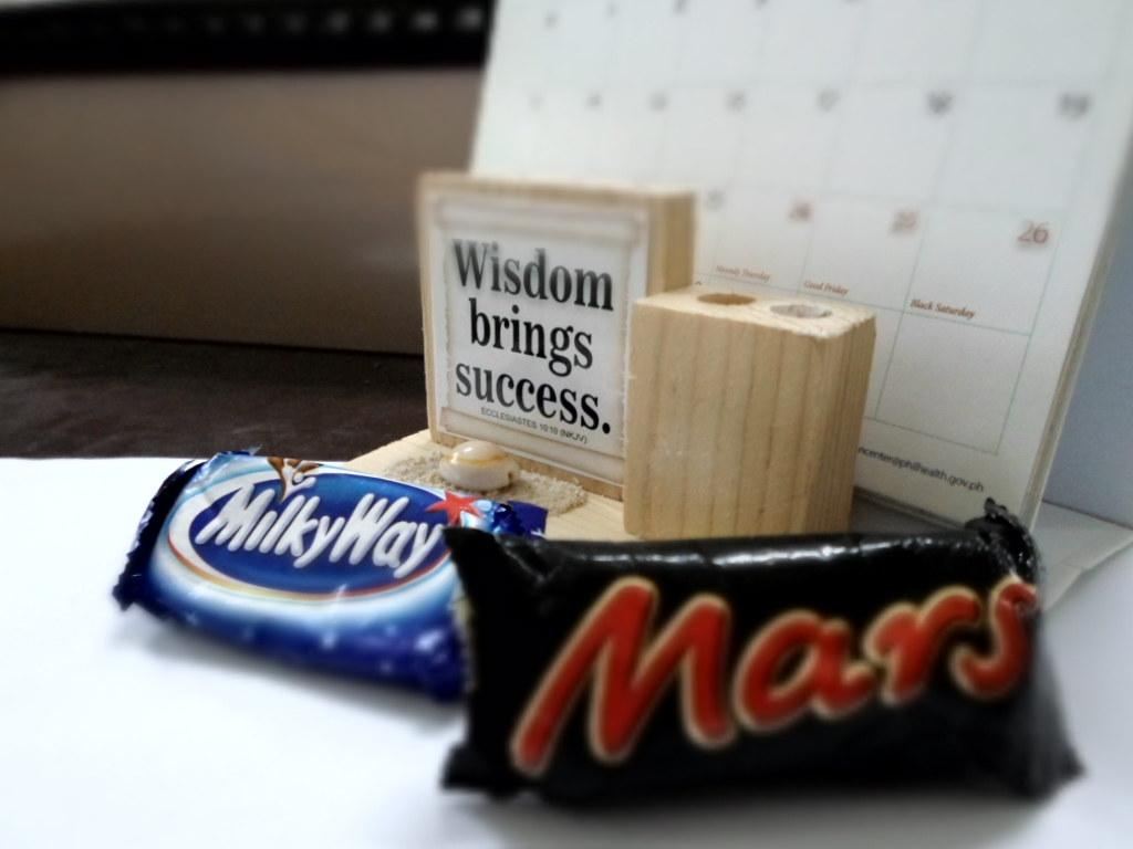 mars chocolate fotografia