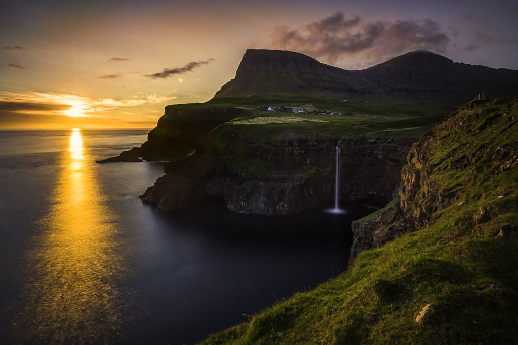 the faroe islands fotografia